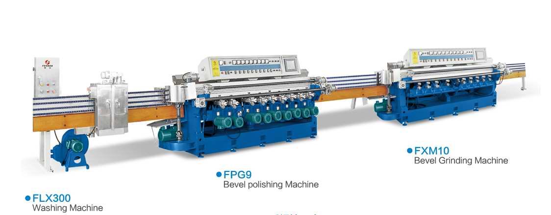 FXM10-FPG9-FX300汽车后视镜生产线