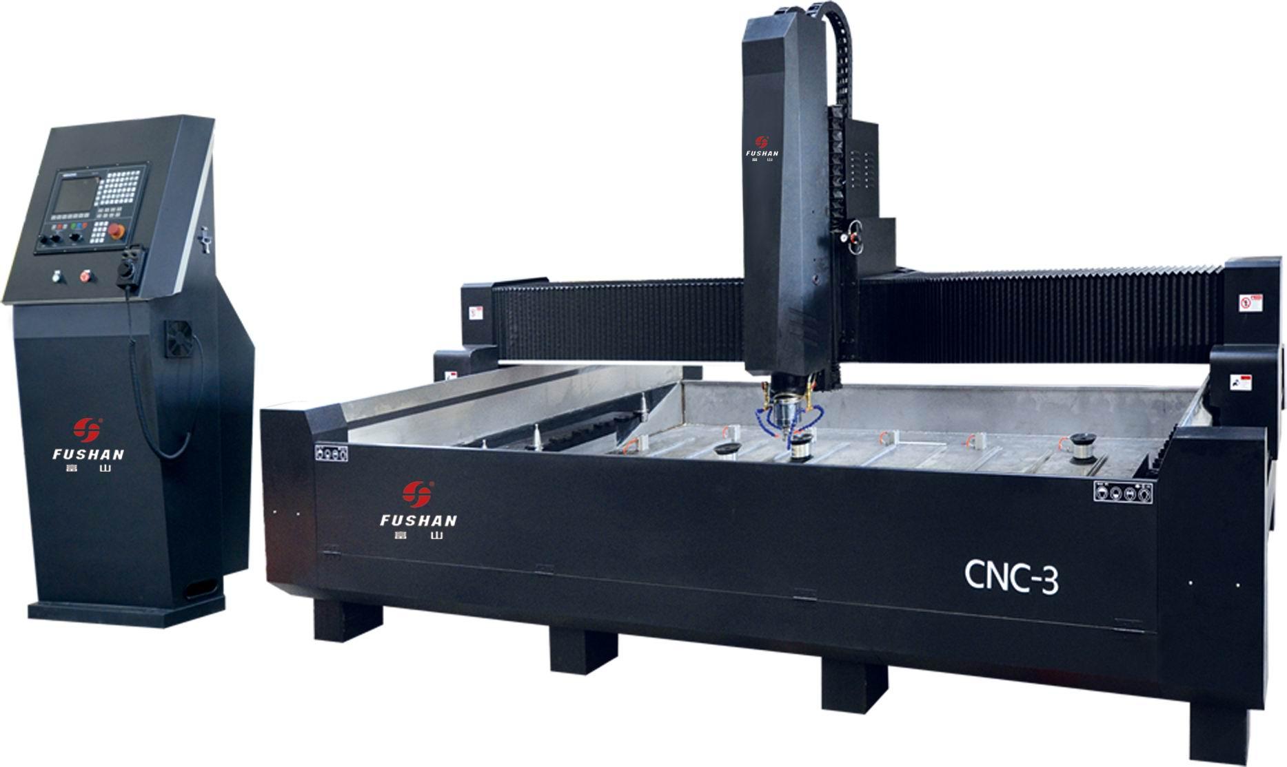 三軸數控加工中心FS-CNC-3