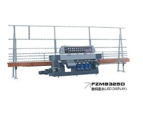 玻璃直線磨邊機FZM8325D-數碼顯示