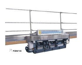 玻璃直线磨边机FZM14